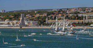 The Tall Ships Races Lisboa 2016.