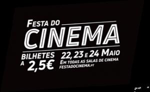 Vão voltar os bilhetes de cinema a 2,50 euros