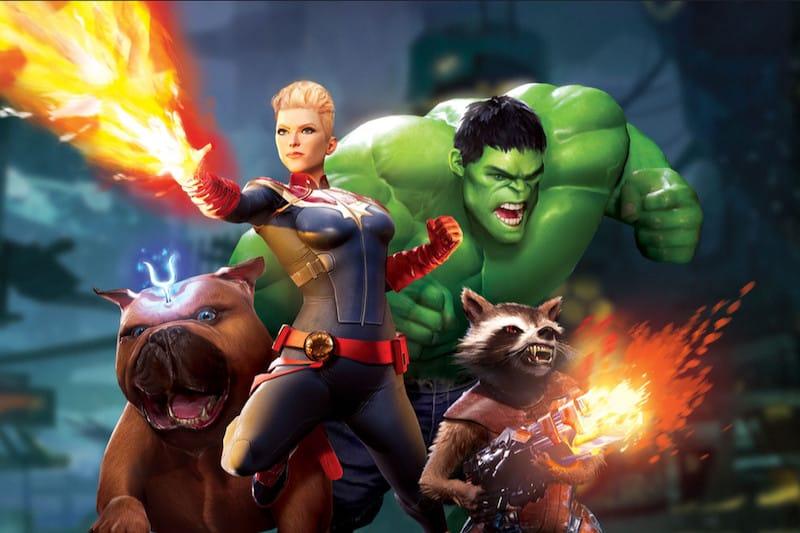 A Marvel chega à realidade virtual (e é demais!)