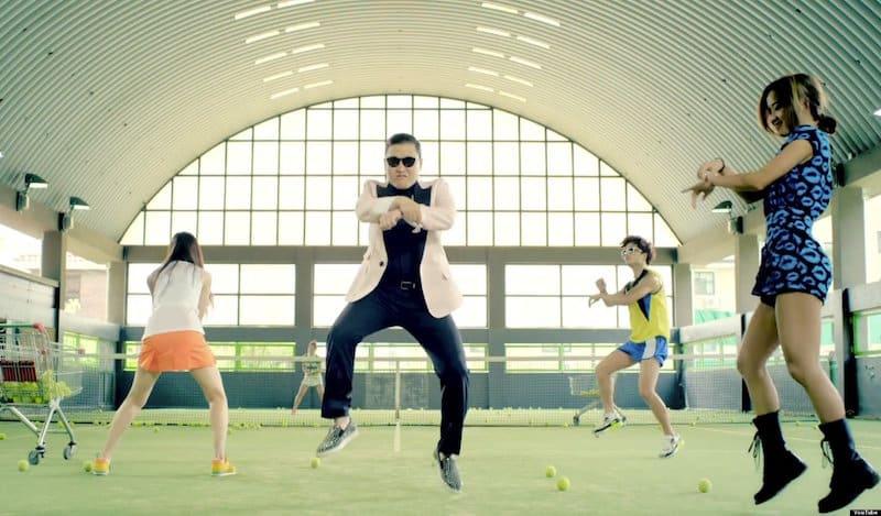 Gangnam Style já não é o mais visto do YouTube