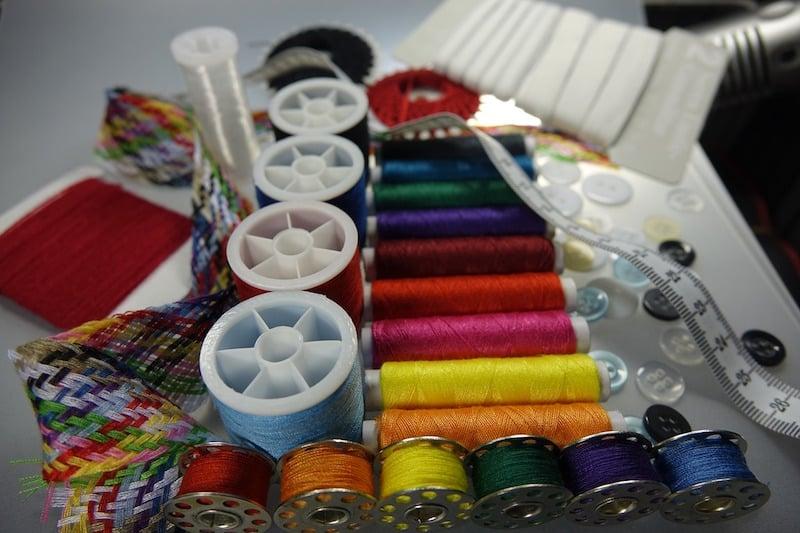 Gostavas de saber costurar?