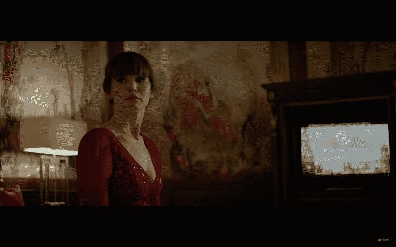 A Jennifer Lawrence só faz thrillers