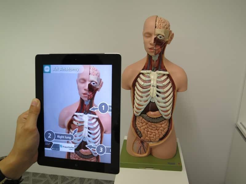 Apple expande tecnologia de realidade aumentada