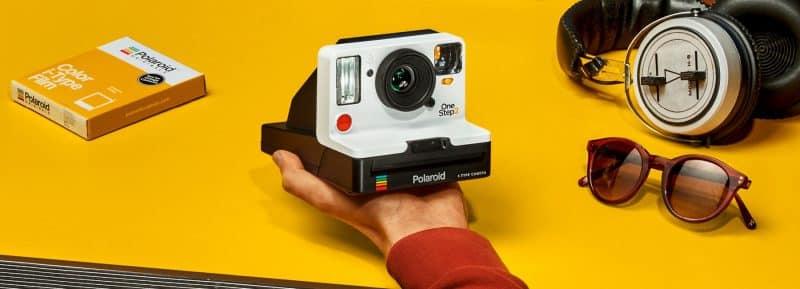 Não há nada mais vintage que uma Polaroid