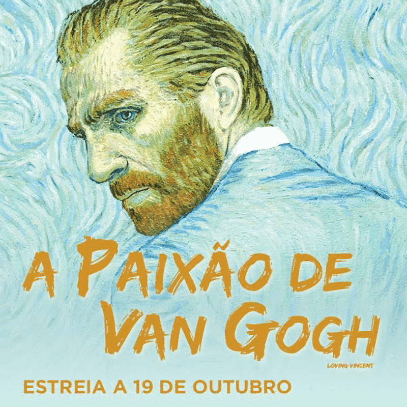 Filme sobre Van Gogh juntou mais de 150 artistas