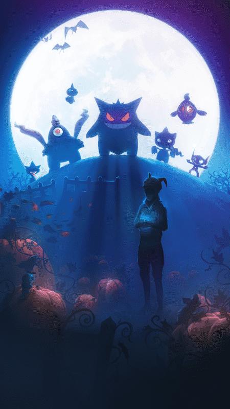 Leak no Pokémon Go dá novidades de Halloween