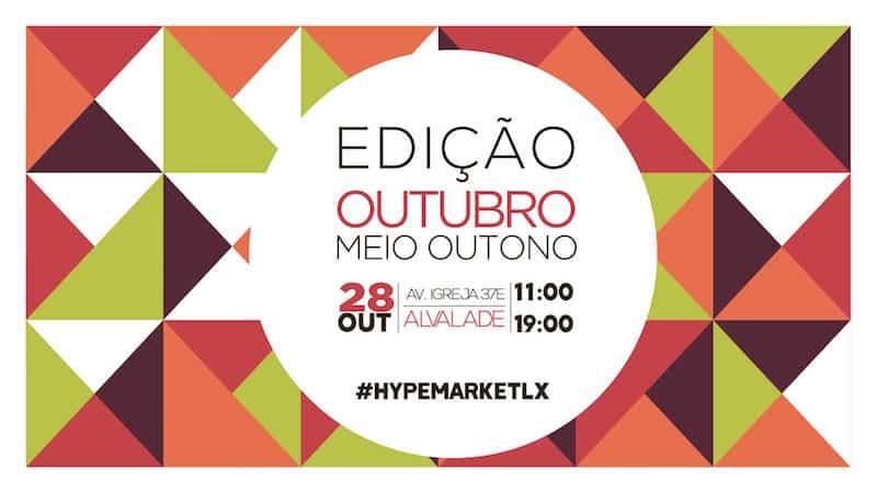 50 marcas portuguesas no Hype Market este sábado