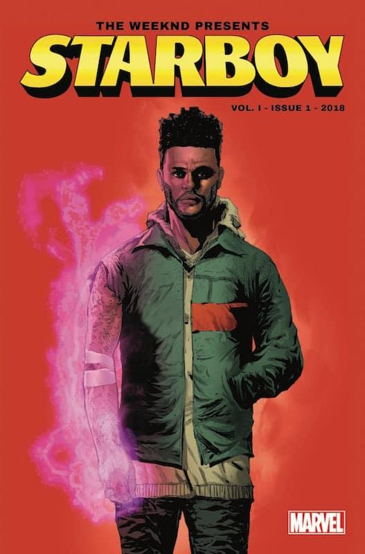 The Weeknd é novo super herói da Marvel