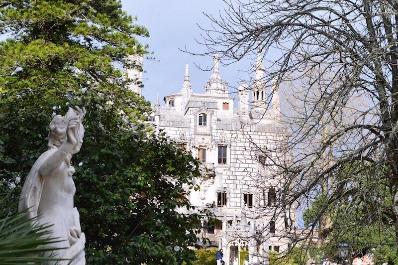 Camões e D. Sebastião guiam-te na Quinta da Regaleira