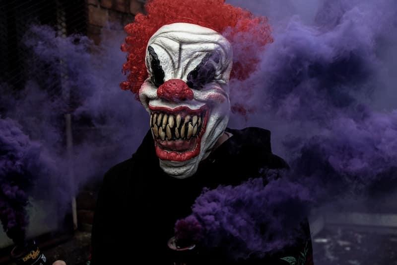 Vai ser impossível ficar parado no Halloween