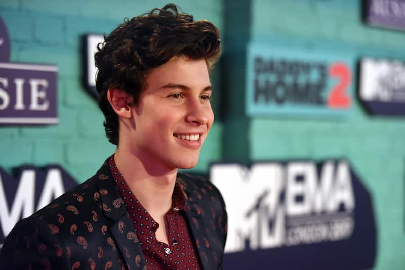 Shawn Mendes supera Taylor Swift nos MTV EMA