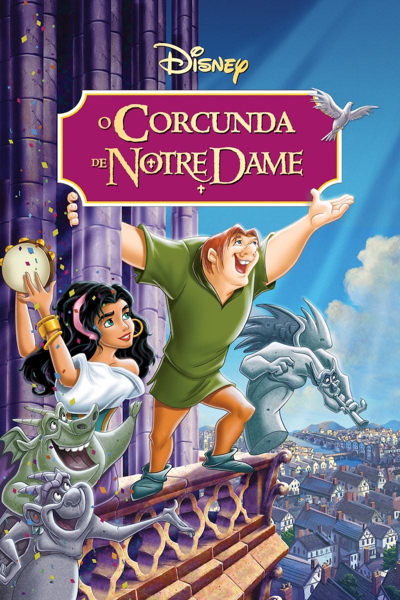 O Corcunda De Notre Dame Saltou Para A Netflix Mais Educativa