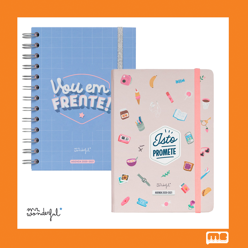 Agendas Mr. Wonderful