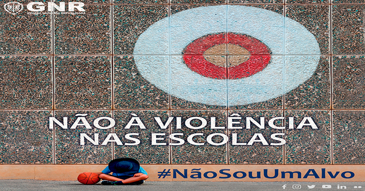 Campanha nacional contra a violência nas escolas #NaoSouUmAlvo (1)
