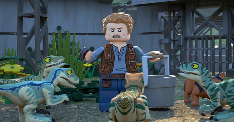 Universal Brand Development Jurassic World Shot
