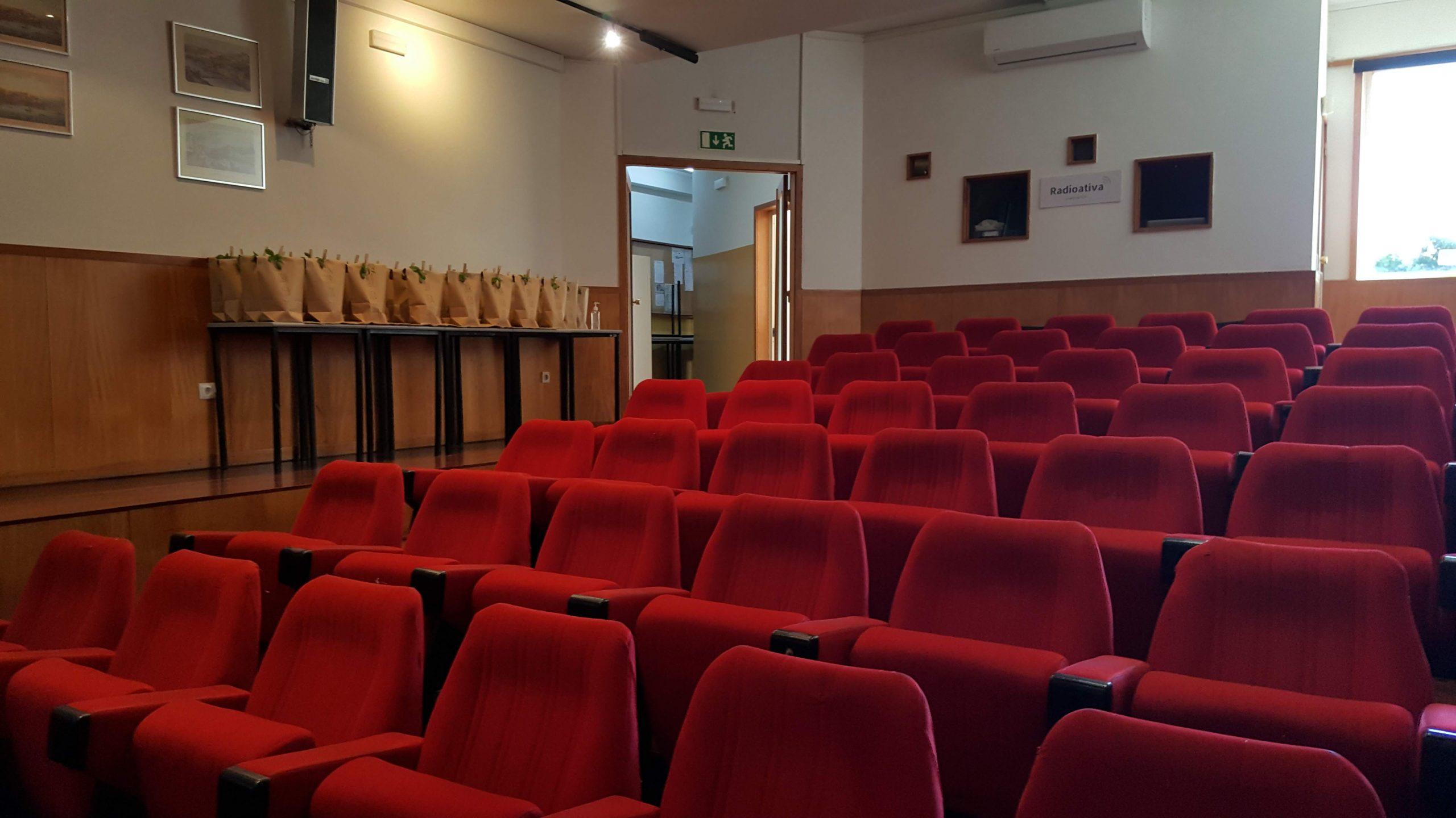 auditório ecp