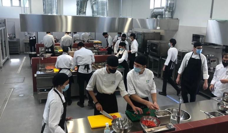 Foto cozinha- pedagógica