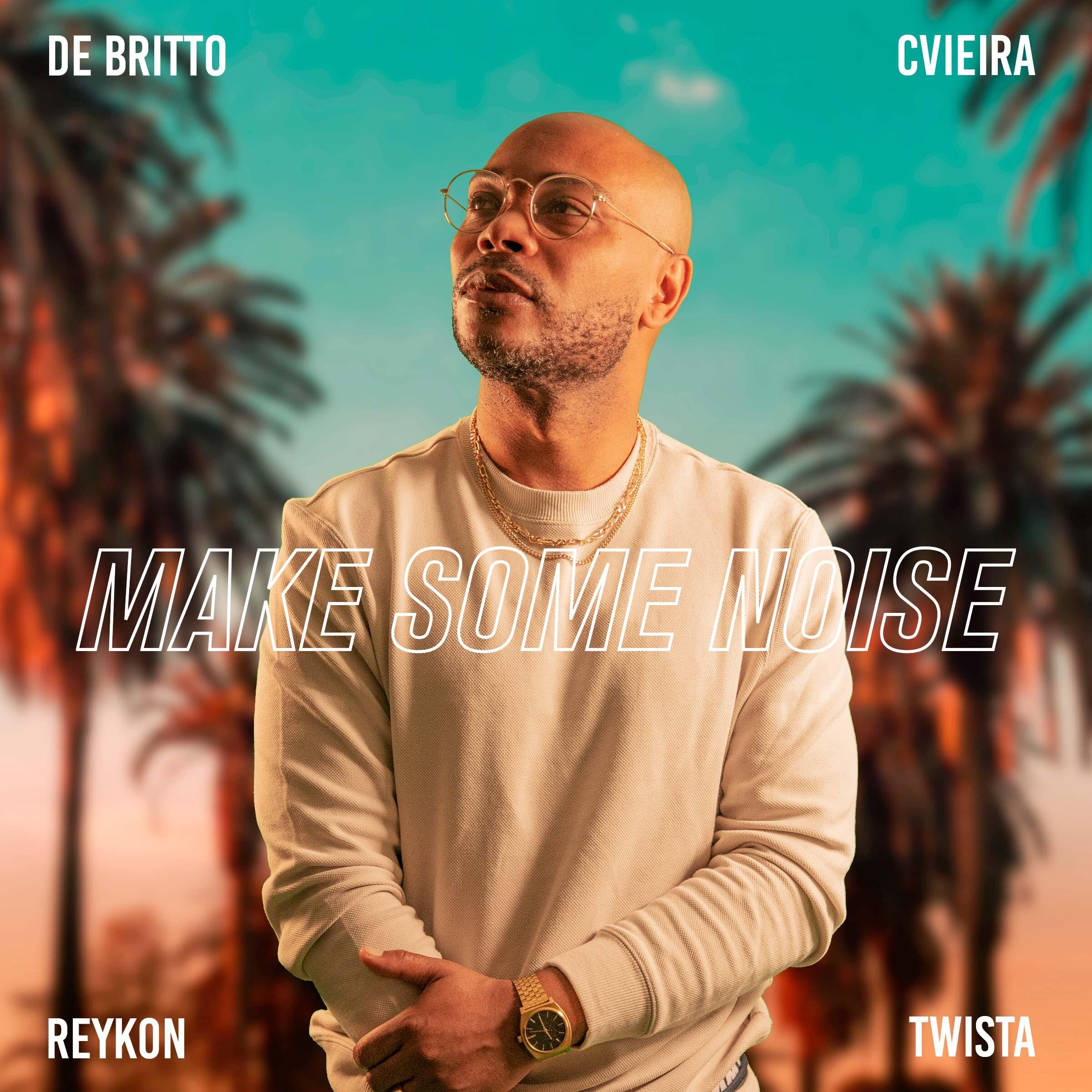 De Britto – Make Some Noise ft Twista & Reykon