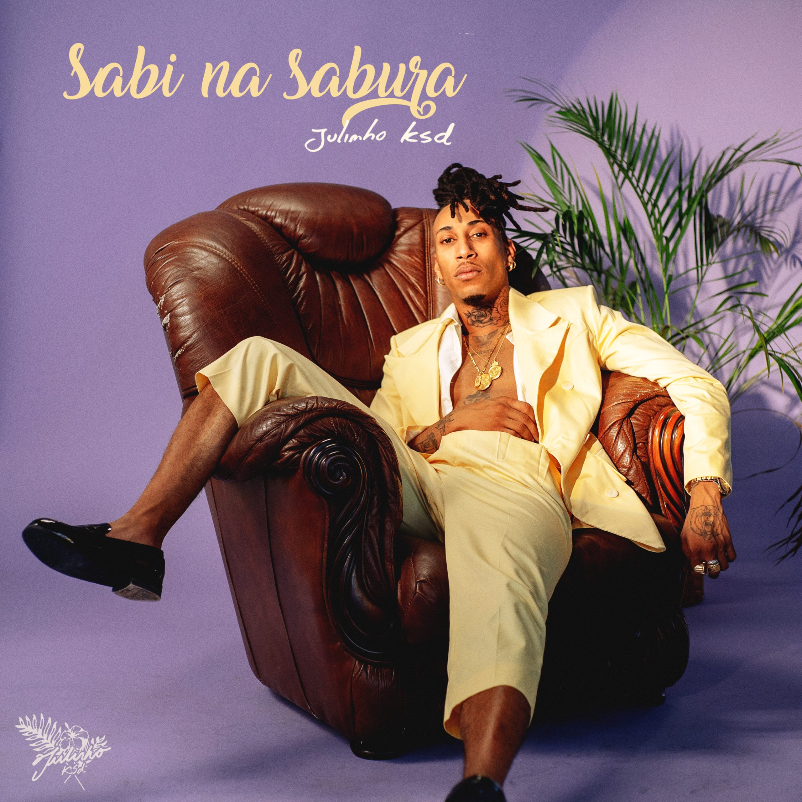 Julinho KSD_Capa Album Sabi na Sabura (1)